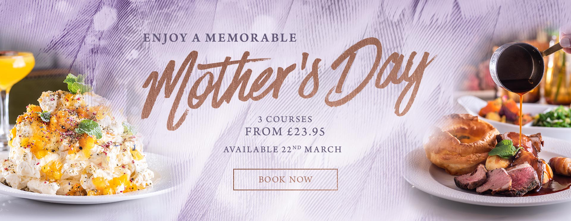 Mother's Day 2019 at The Mossbrook Inn